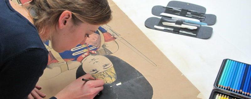 Papier d'antan - Atelier de restauration d'arts graphiques
